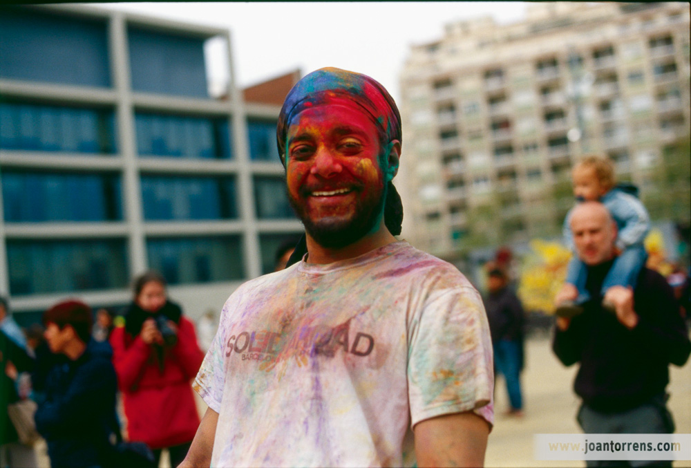 Holi Festival Barcelona - Sukhmani Indian Association