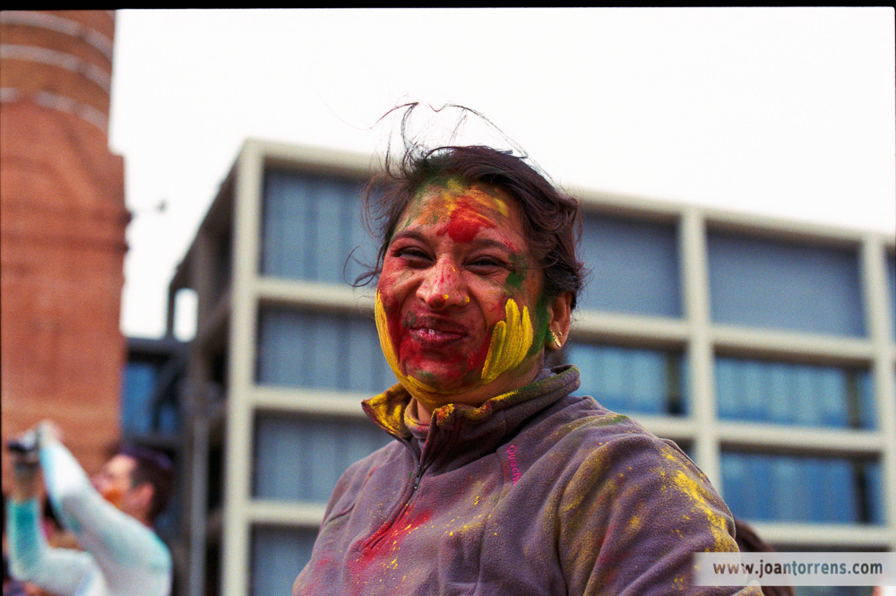 Holi Festival Barcelona - Sukhmani Indian Association