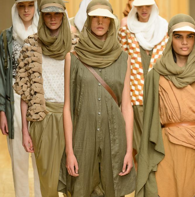 Miriam Ponsa al 080 Barcelona Fashion