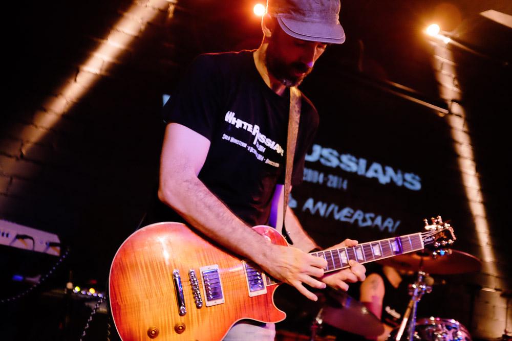 White Russians - Concert 10 aniversari