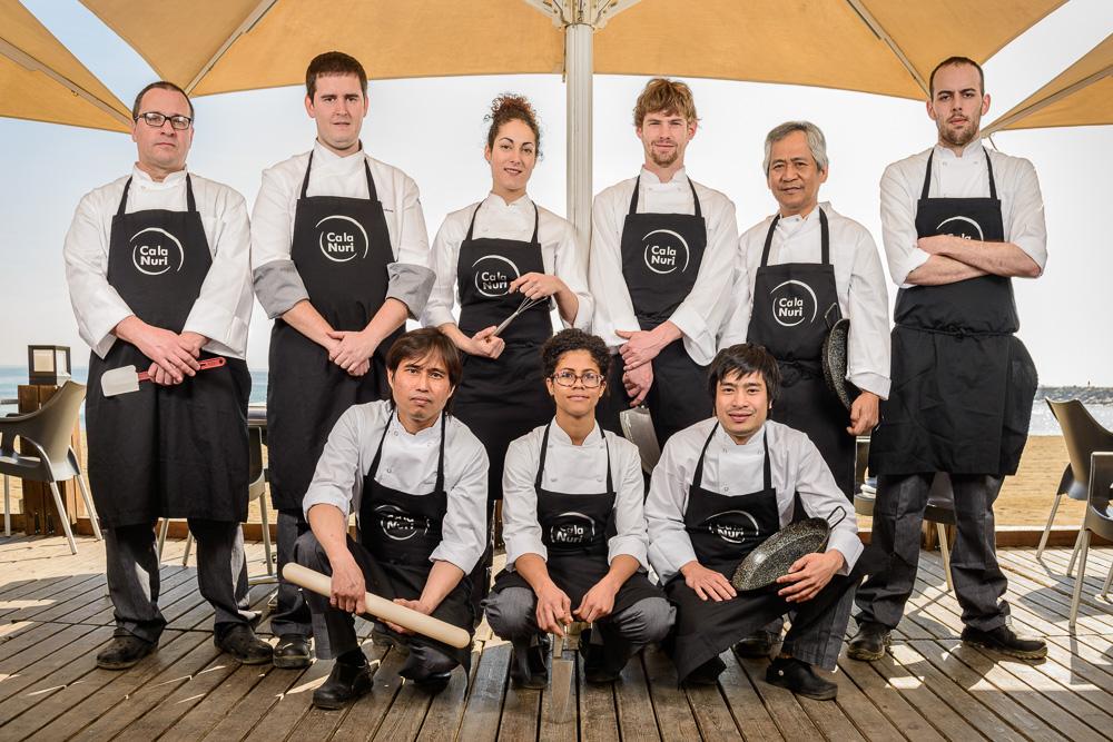 Els cuiners de Ca La Nuri