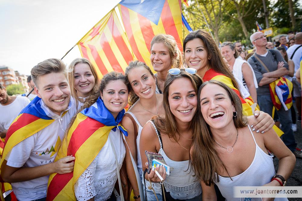 Via Catalana 2015
