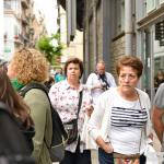 Passejada foto-historica Barceloneta: Foto urbana i composicio