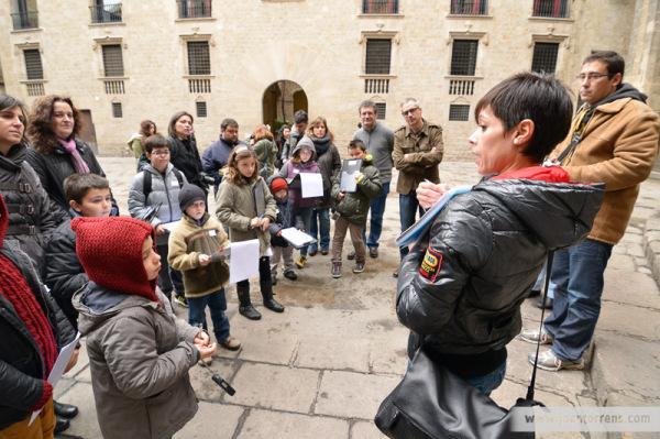 Taller infantil de fotografia i historia per Ciutat Vella