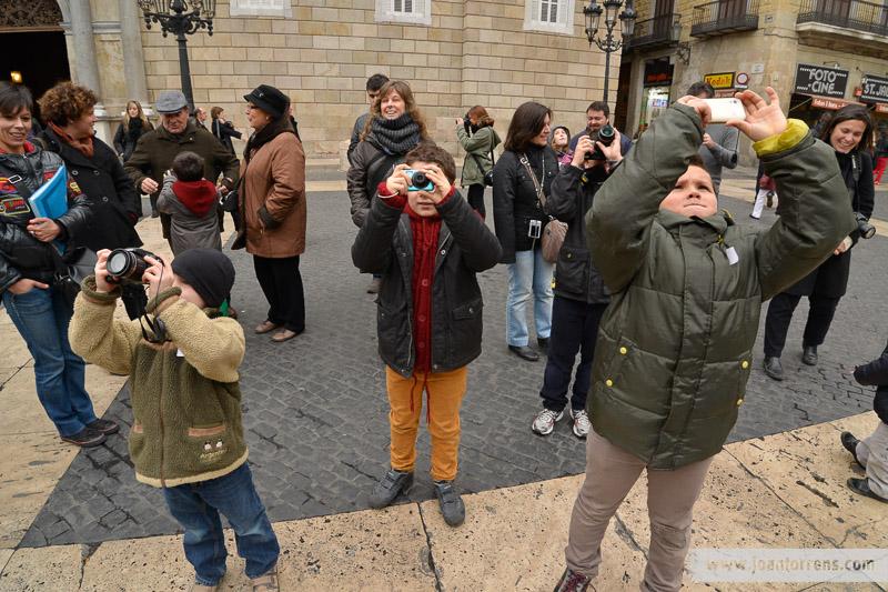 Taller infantil de fotografia i història per Ciutat Vella