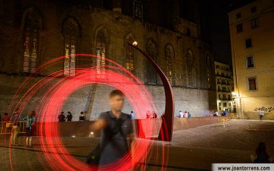 Fotografia nocturna per Ciutat Vella