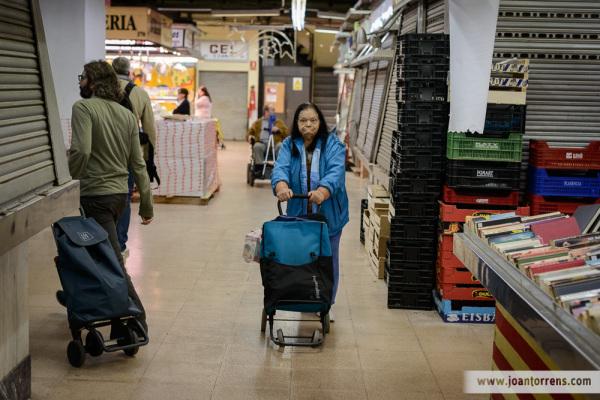 Fotografia urbana i composició al Barri de Gràcia