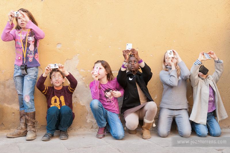 Talleres infantiles de fotografía e historia!