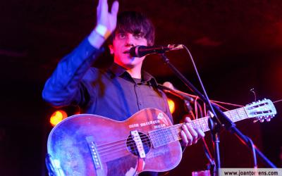 Joan Colomo en concert a la Sala Be Cool