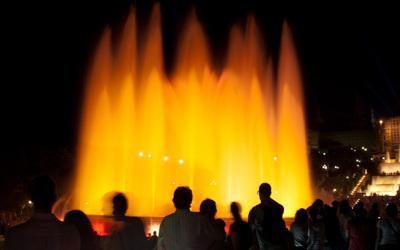 Taller de Fotografia nocturna a Montjuïc: 24 de març