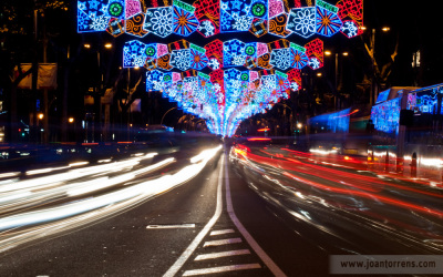 Itineraris fotogràfics especials de Nadal