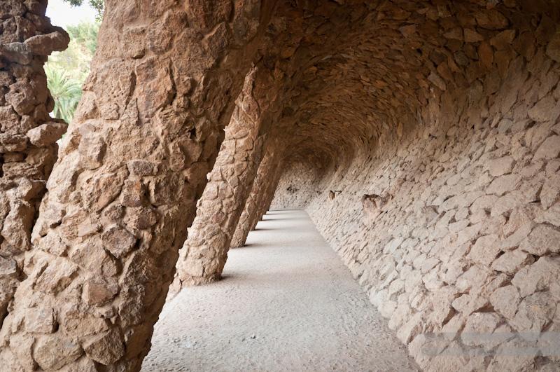 Passejades fotogràfiques: Parc Güell