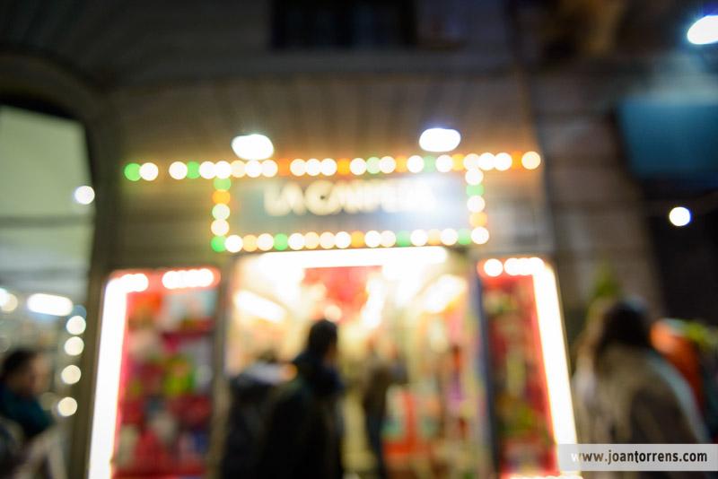 Fotografia nocturna per Nadal