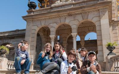 Taller Infantil: Fotografia i història al Parc de la Ciutadella
