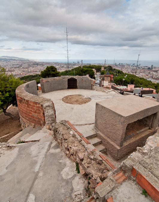 Búnker Carmel Joan Torrens Barcelona