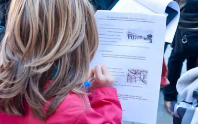 Noves dates per al Taller Infantil de Fotografia i història per Ciutat Vella