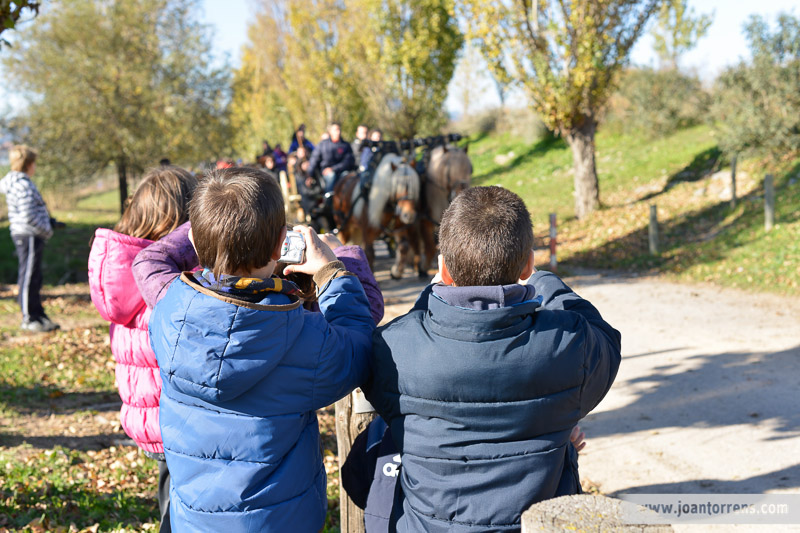 Taller infantil al Parc Agrari del Baix Llobregat