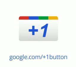 Botó Google +1