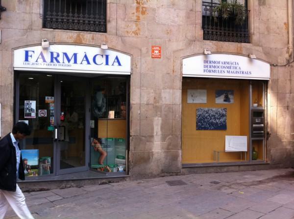 Exposició In Albis Joan Torrens Farmàcia Regomir www.joantorrens.com