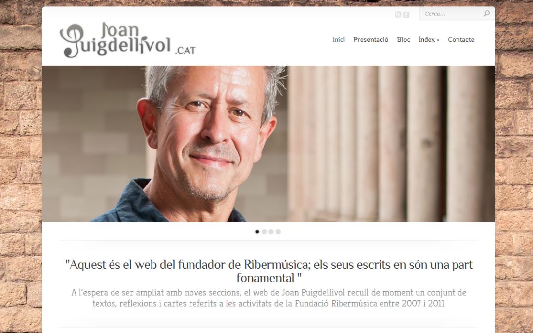 Bloc de Joan Puigdellívol